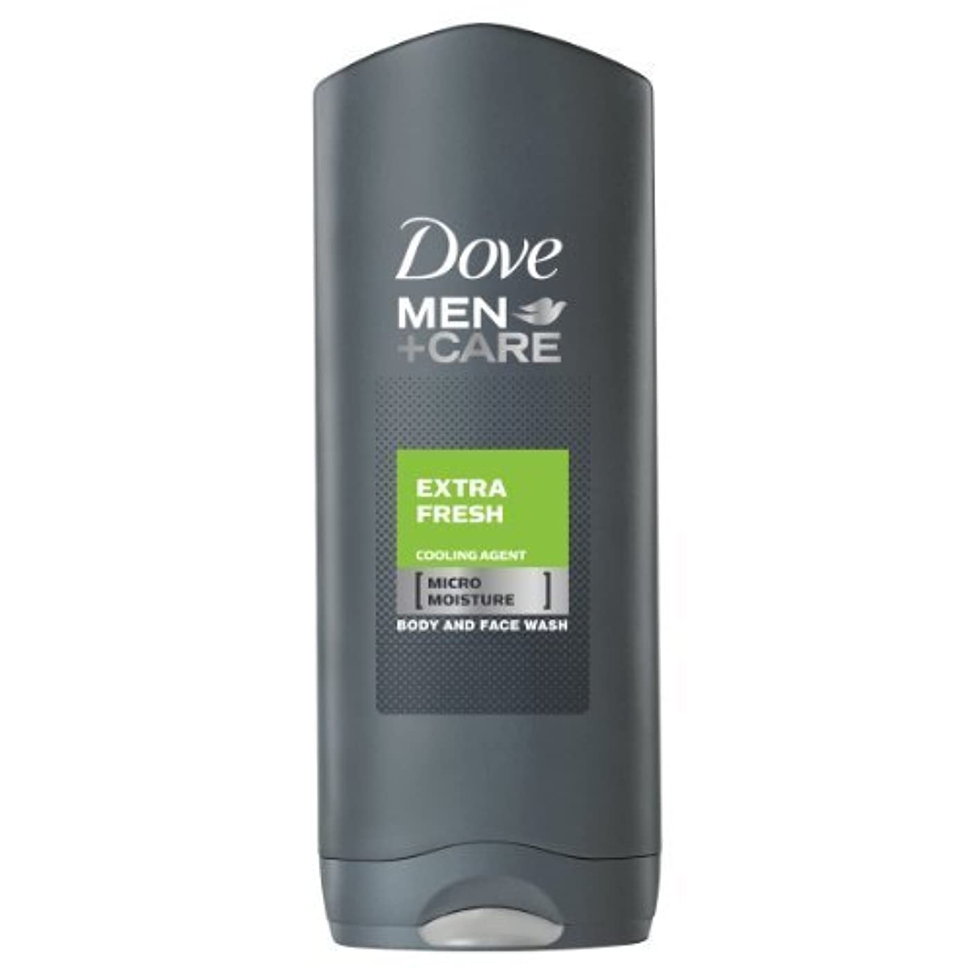 請負業者広い複雑なDove for Men Extra Fresh Body and Face Wash 250 ml by Dove [並行輸入品]