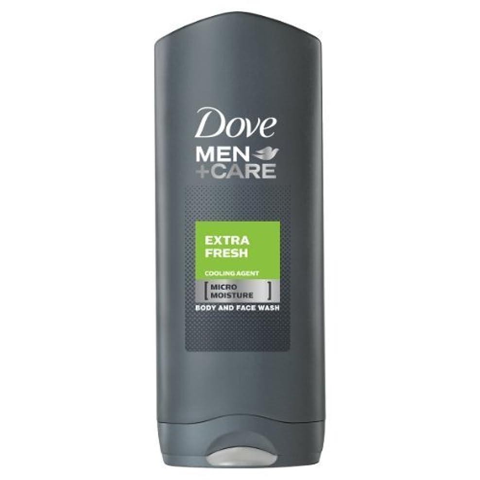 ラッドヤードキップリングお香時Dove for Men Extra Fresh Body and Face Wash 250 ml by Dove [並行輸入品]