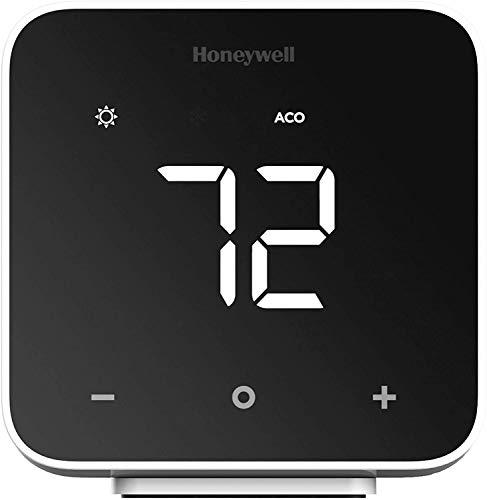 Termostato Inteligente D6 PRO Wi-Fi, Honeywell Home, compatível com Alexa