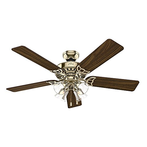 Hunter Fan Company 53066 Studio Series 52-Inch Ceiling Fan...