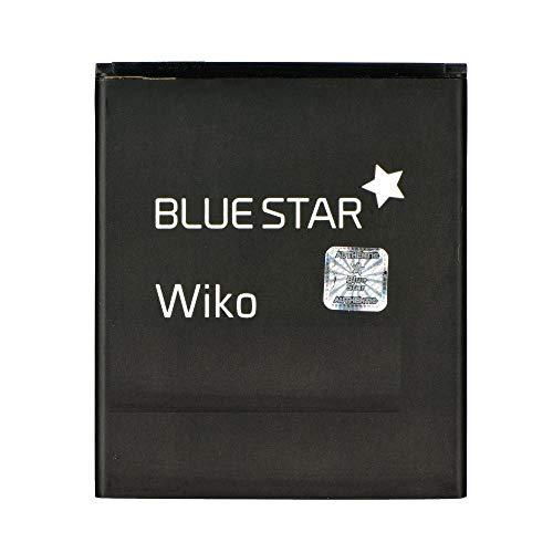 Blue Star Premium - Batteria da 2000 mAh Li-Ion de Capacità Carica Veloce 2.0 Compatibile Con il 2000 Wiko Barry
