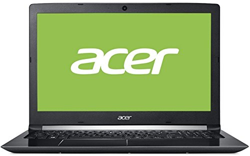 Acer Aspire A515-51 15.6-inch Laptop (Core i5-8250U/4GB/1TB/Elinux/Intel UHD Graphics 620) Black
