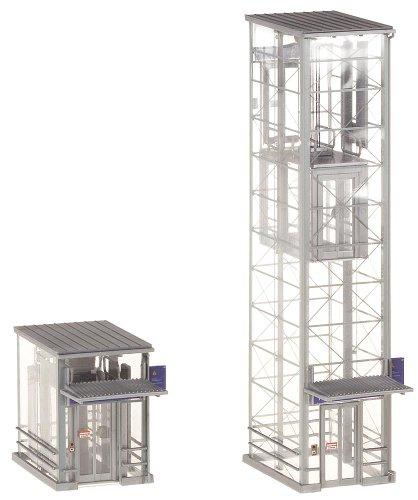 Faller - Edificio Industrial de modelismo ferroviario (H0 FA Moderne AUFZUEGE F180609)