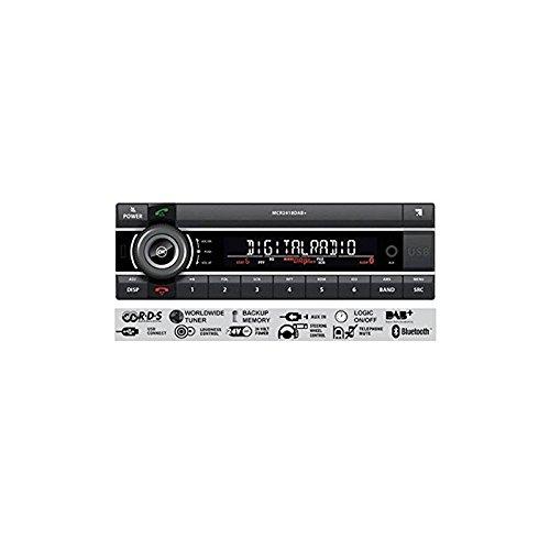 Kienzle Apparate–MCR 2418dab + 24Volt, Telefon