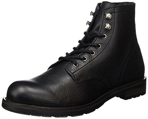 Shoe The Bear Worker, Bottes Classiques Homme, Noir (Black), 42 EU