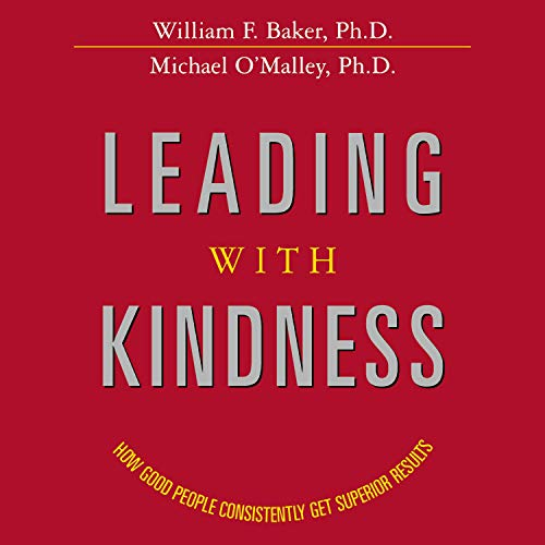 Leading with Kindness cover art