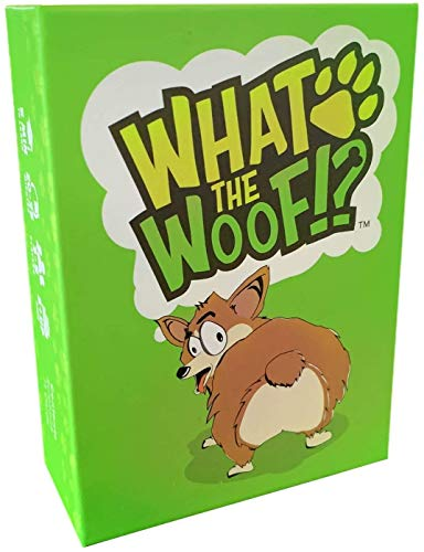 What the Woof Card Game