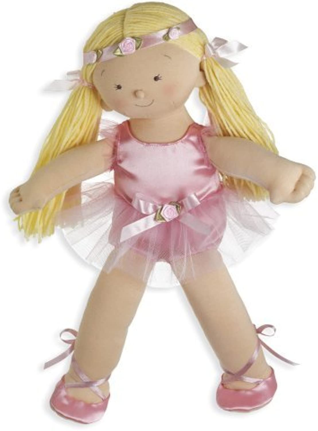 North American Bear Company Rosy Cheeks Big Sister Ballet Blonde by North American Bear