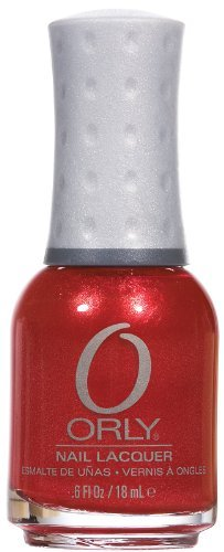 Orly Nail Lacquer, Ruby Passion, 0.6 Fluid Ounce by Orly