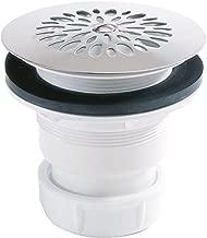 Nicoll 93064 Siphon lavabo laiton ch brillant l3211 0501022 Argent