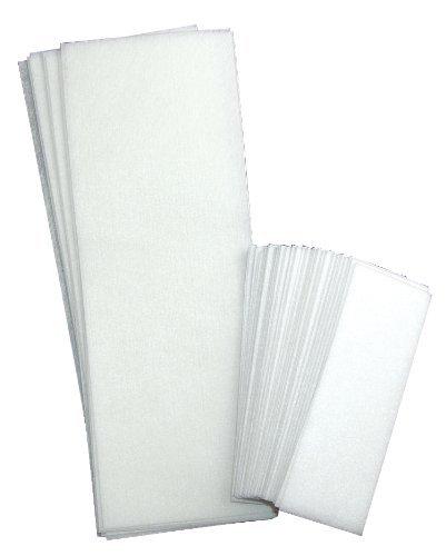 FantaSea Non-Woven Facial & Body Wax Strips, 1 Bag by FantaSea