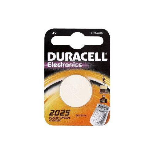 Duracell Batterien 2025 2 Stück (Knopfbatterien)