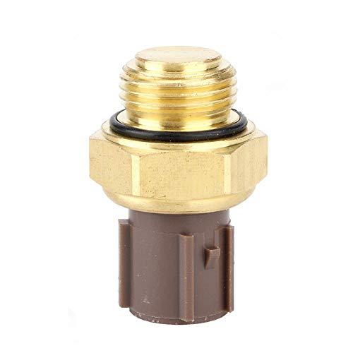 KIMISS Air Temperature Sensor,Car Temperature Sensor Replacement Accessories 37760-P00-003