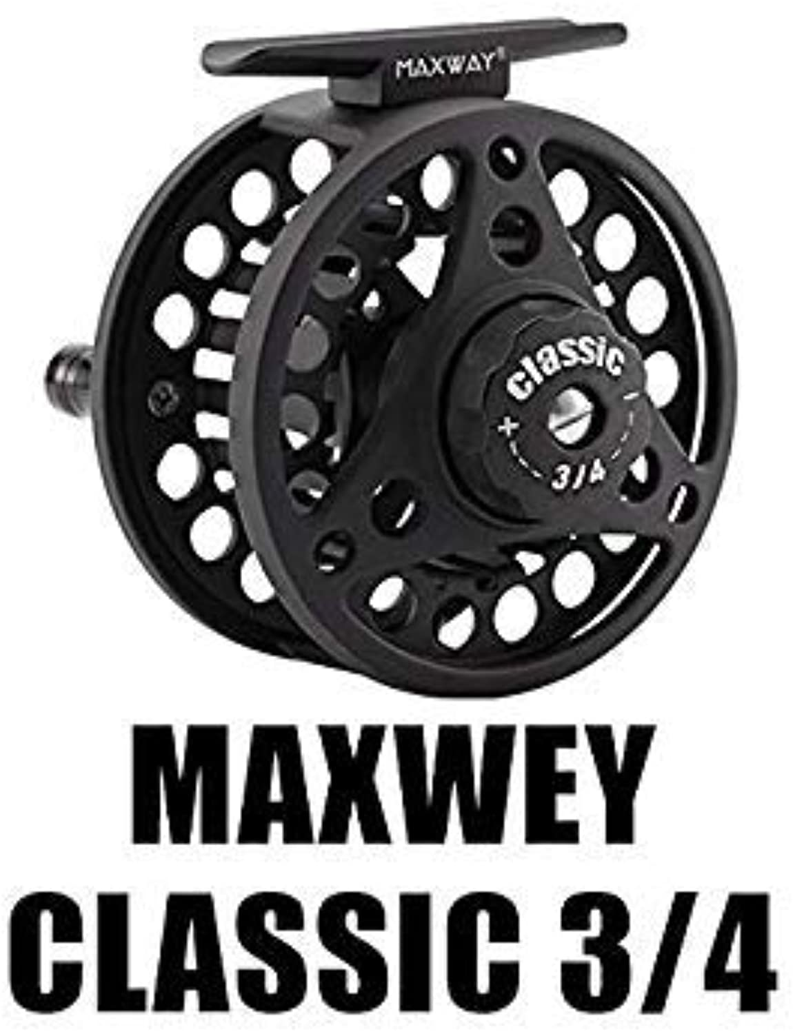 GEOPONICS SeaKnight MAXWAY Classic New 3 4 5 6 7 8 Full Metal 3BB Fly Fishing Reel 1 1 Aluminium Body Stream Fishing Coil Fly Tackle color 34 Bearing Quantity 3