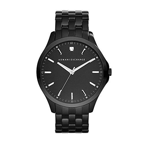 Reloj Emporio Armani para Hombres 46mm, pulsera de Acero Inoxidable
