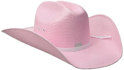 M&F Western Girl's Sancho Cowboy Hat (Little Kids/Big Kids) Pink LG
