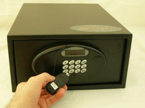 Electronic Lock LCD Motorized Safe Size: 13.36