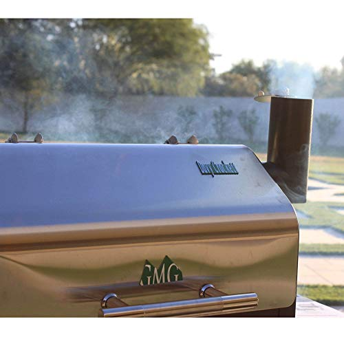Product Image 9: PERFECT LIGHTWEIGHT PORTABLE GRILL SMOKER COMBO – Green Mountain Davy Crockett Sense Mate