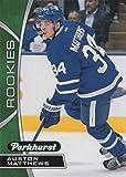 2016-17 Upper Deck Parkhurst #PR-10 Auston Matthews Rookie RC Leafs