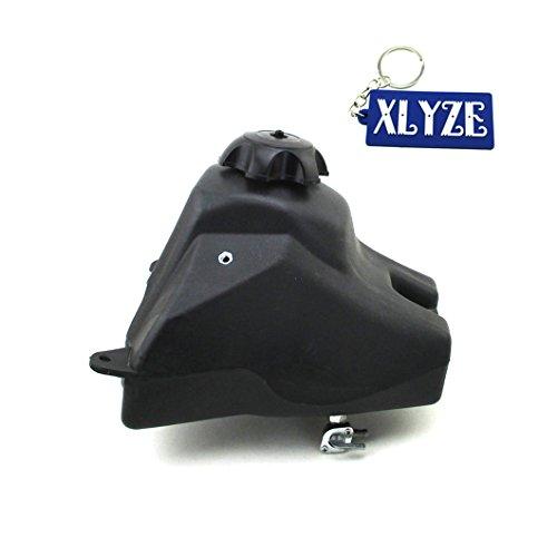 XLYZE tanque de combustible de gas plástico para Honda XR50 CRF50 suciedad Pit Bike 50cc 90cc 110cc 125cc 150cc 160cc