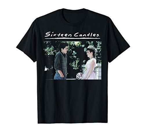 Sixteen Candles Samantha And Jake Logo Poster T-Shirt