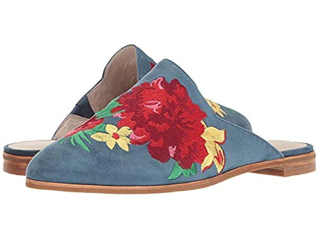 学校光のハウジングレディースローファー?靴 Roxanne 3 Indigo US 7.5 (24.5cm) M [並行輸入品]