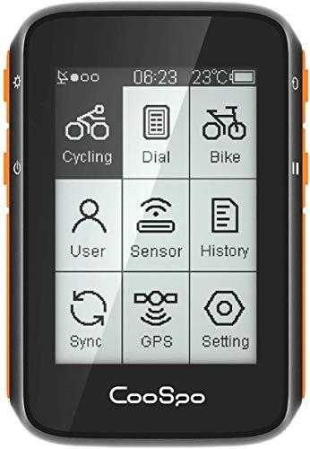 CooSpo Ciclocomputador GPS Computadora Bicicleta...