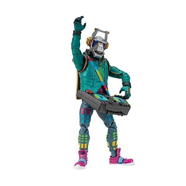 Fortnite FNT0127 DJ Yonder Legendary Series - Figura decorativa , color/modelo surtido 1