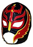LUCHADORA Fils du Diable Masque Catch Mexicain Adulte Lucha fogu