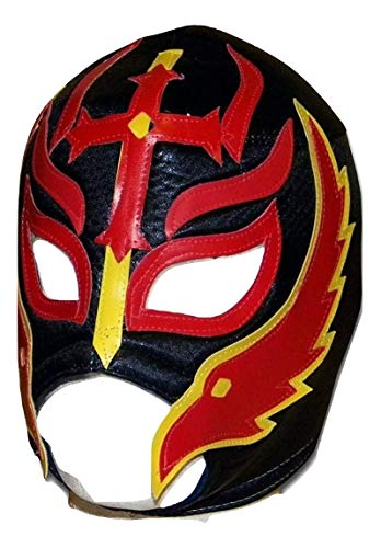 Son of Devil adult luchador mexican wrestling mask fogu by