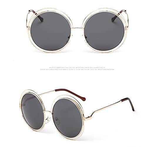 TAORANG Gafas de sol polarizadas para mujeres, protección UV400 Protección Gafas de sol para mujer Vintage Gafas de sol Vintage