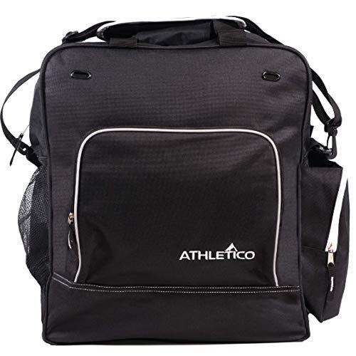 Athletico Weekend Skischuhtasche, Schwarz, schwarz