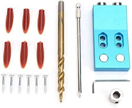 EBWLI Drill Guide Jig, 1set New Shipping Free Shipping Coated Sa HSS Drilling Manufacturer direct delivery