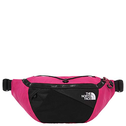 The North Face Unisex Bum Bag Lumbnical S, Colore:mr. pink/tnf black