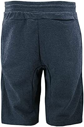 Luxe Theory Mens Shorts Workout Fitness Running Athletic Active Gym Sports Jogger Shorts 2pc