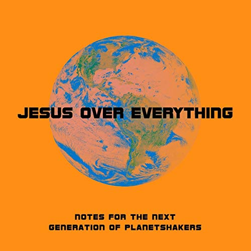 Jesus over Everything cover art