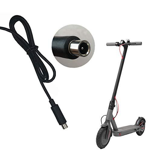 MXBIN DC Cable de Carga M365 Scooter eléctrico Cargador Accesorios Bicicleta Bicicleta...
