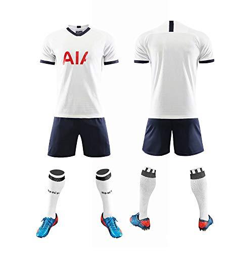 WWLONG Britische Heimfußballuniform 7# Son For10# Kane Fußball-Sportbekleidung, Trainingsanzug für Erwachsene Kinder kann angepasst werden-Custommade-22