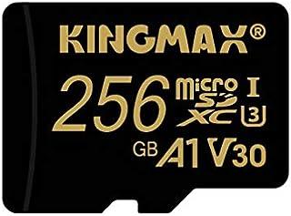 Kingmax microSDXCカード 256GB Class10 UHS-Ⅰ U3 V30 A1対応 Nintendo Switch動作確認済 KM256GMCSDUHSPM1A 5年保証