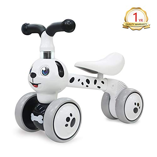 YGJT Baby Balance Bikes Bicycle Kids Toys Riding Toy for 1 Year Boys Girls 10-36 Months Baby