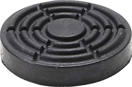BGS 6470 | Gummiteller | für Hebebühnen | Ø 100 mm | Gummiauflage