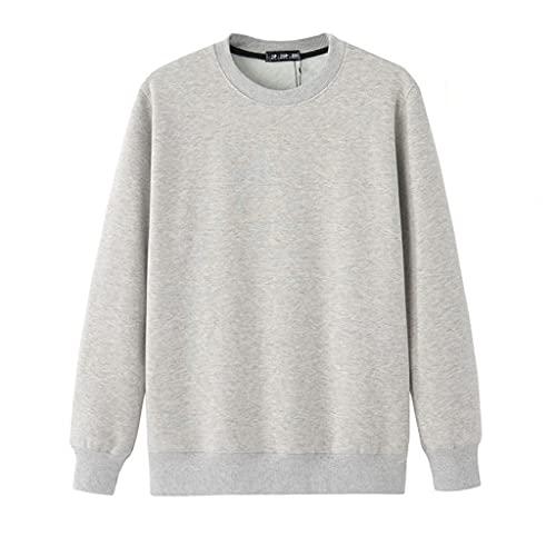 GELTDN Thermal Underwear Men Fleece Undershirt Keep Warm in Winter Thermo Shirt Size M to 6XL (Color : D, Size : XXXL Code)