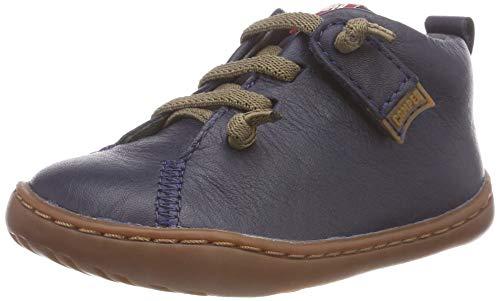 CAMPER Jungen Peu FW Hohe Sneaker, Blau (Navy 410), 24 EU