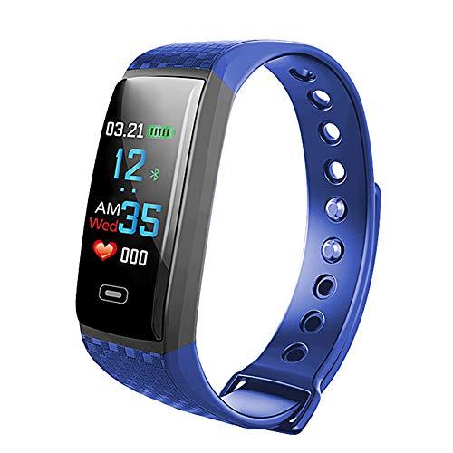 XZYP CK17S Fitness Tracker HR, Kleur Scherm Hartslagmeter Watch, Smart Activiteit Tracker Watch, IP67 Waterdicht, Stap Calorie Counter, Slaapmonitor voor Vrouwen Mannen Kids