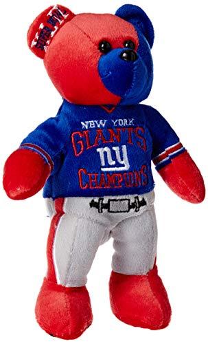 FOCO NFL New York Giants Super Bowl Xlii Champions Team Vs Team Thematic Bear