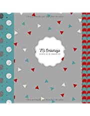 mi embarazo diario de mi embarazo: un diario de embarazo con mucho espacio para imágenes de ultrasonido I una maravillosa idea de regalo para que todas las madres recuerden el embarazo I