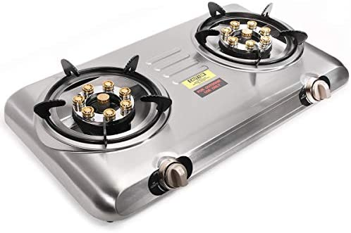 Top 10 Best portable gas stove propane Reviews