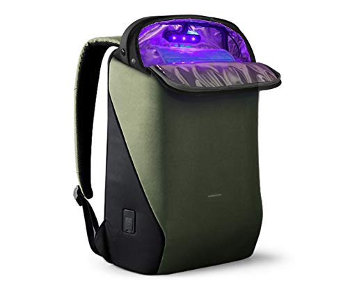 Kingsons UV Sterilisation Laptop Rucksack 15,6