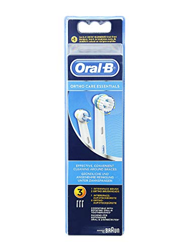 Braun Oral-B Aufsteckbürsten Ortho Care Essentials Kit 3er