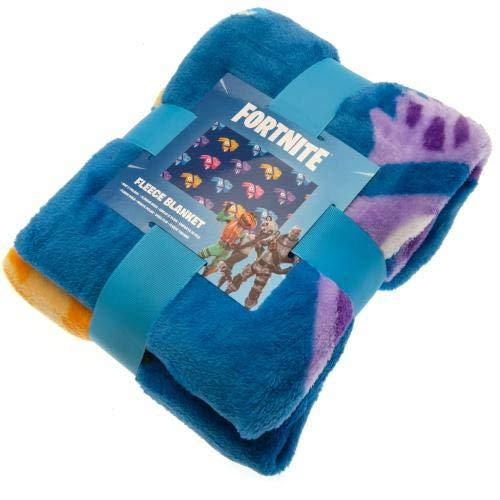 Epic Games Fortnite Fleece Blanket - couverture en Laine Polaire - coperta in Pile - Manta de Lana FTN-063B